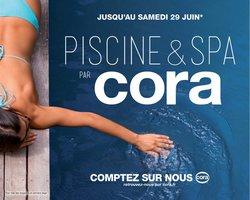 Piscine & Spa par Cora