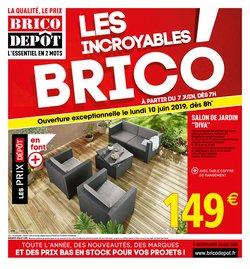 Brico Dépôt Catalogue Réduction Et Code Promo Janvier 2019