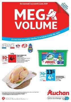 MEGA Volume