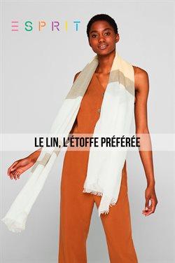 Le Lin, L'étoffe Préférée