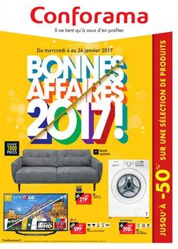 Bonnes Affaires 2017!