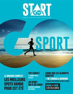 Magazine GO Sport
