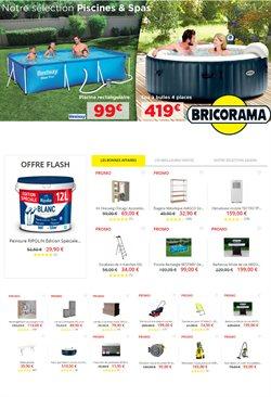 Bricorama - Catalogue, réduction et code promo Janvier 2019
