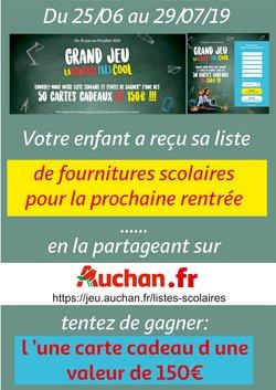 JEU AUCHAN.FR