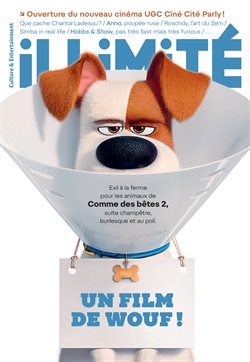 Magazine Illimite n° de Juillet-Aout 2019