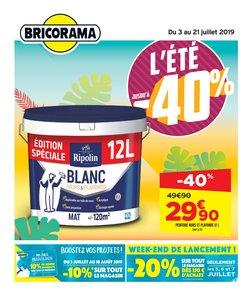 Catalogue Bricorama