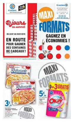 Catalogue Leclerc du 24 au 28 janvier 2017 (Version