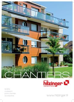Catalogue Chantiers