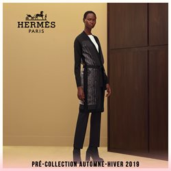Pre-Collection Automne-Hiver 2019