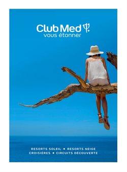 CLUB MED RESORTS NEIGE & SOLEIL