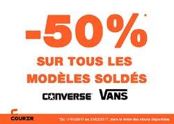 Soldes Vans & Converse