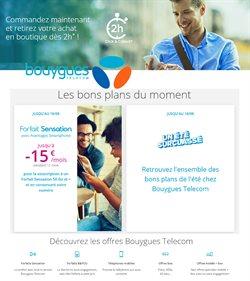 Offres Bouygues Telecom