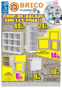 Brico Eleclerc Catalogue Réduction Et Code Promo