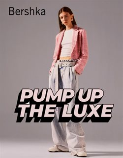 Pump up the luxe