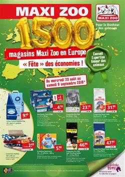 Catalogue Maxi Zoo
