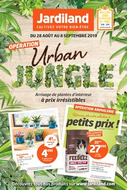 Opération urban jungle