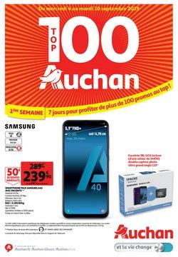 Auchan Catalogue Réduction Et Code Promo Novembre 2019