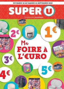 MA FOIRE À L'EURO