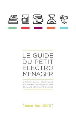 Le Guide du Petit Électroménager