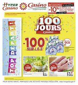 Les 100 jours Casino