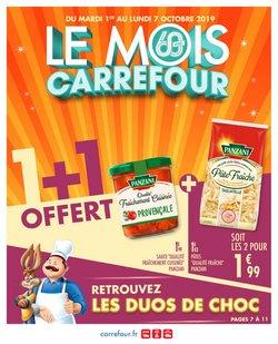 Le Mois Carrefour !
