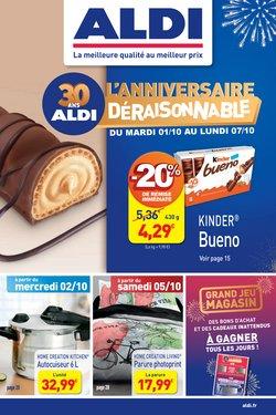 30 ans Aldi