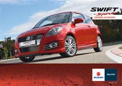 Suzuki Swift Catalogue Accessoires