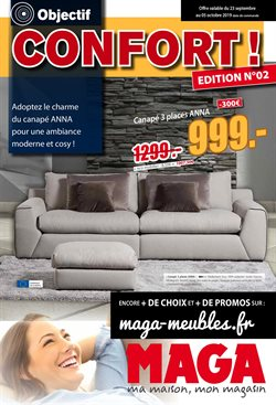 Maga Meubles Catalogue Code Reduction Et Promo Decembre 2020