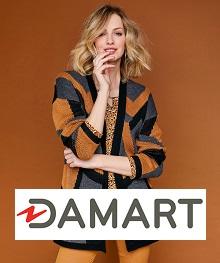 Catalogue Damart : Collection Femme / Homme Automne-Hiver