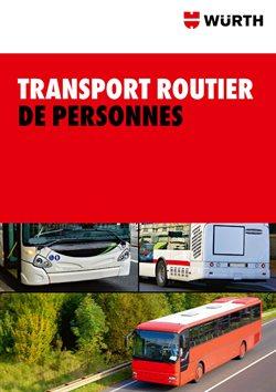 Transport Routier de Personnes
