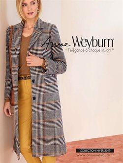 Anne Weyburn - Automne 2019
