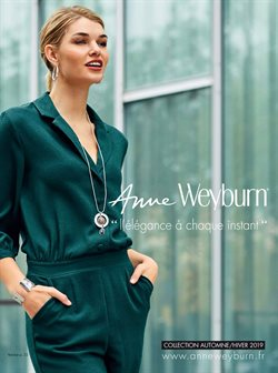 Anne Weyburn - Automne/Hiver 2019