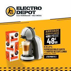 Arrivage - Exlu web Electro Depot