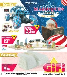 Catalogue Gifi : MaGIFIques Histoires de Noël