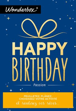 Happy Birthday - Passion