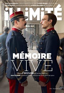 Magazine Illimite n° de Novembre 2019