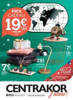 Catalogue Centrakor Novembre 2019