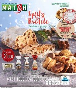Spritz & Bredele, tradition et partage