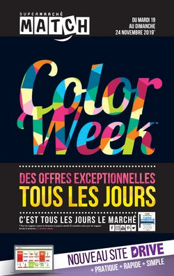 Color week
