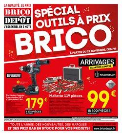 Spécial outils à prix BRICO !