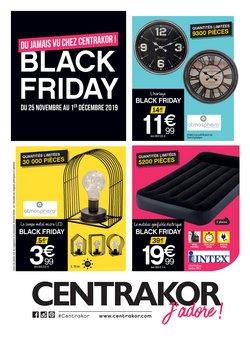 Catalogue Centrakor