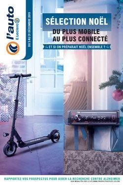 Catalogue E.Leclerc L'Auto