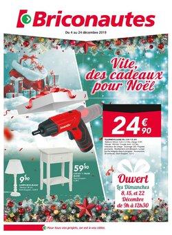 Catalogue Les Briconautes