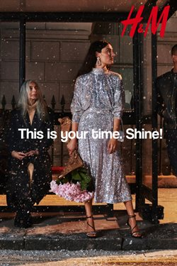 This is your time Shine!