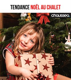 Tendance Noël au Chalet