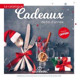 LE CATALOGUE CADEAUX DE FIN D'ANNEE !