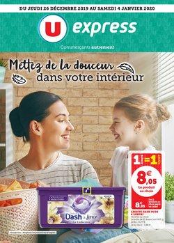 Catalogue U Express