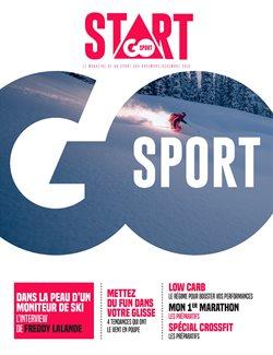 GO Sport Magazin START-HIVER