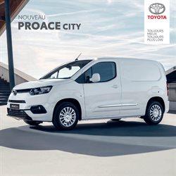Nouveau Toyota Proace City
