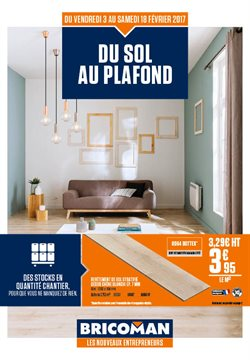 Bricoman catalogue r duction et code promo octobre 2019 for Bricoman elmas catalogo 2017